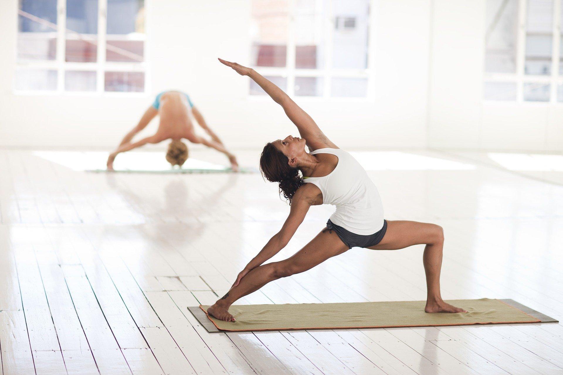 yogamatte aus kork